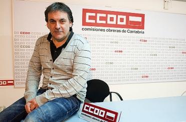 Gregorio García (CC OO)
