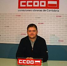 Álvaro Gómez (CC OO)