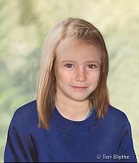 Madeleine McCann podría tener este aspecto, con 9 años