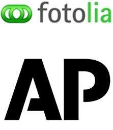 Associated Press distribuirá imágenes de Fotolia