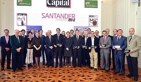 La revista Capital premia a Santander