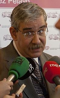 Francisco de Asís Babín, delegado del Gobierno para el Plan Nacional sobre Drogas