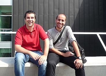Dos emprendedores cántabros de Yuzz y Ejecant cuentan sus experiencias en SMCANT 2012