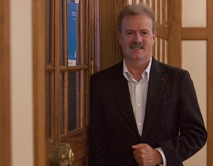 Manuel Campo Vidal en la UIMP