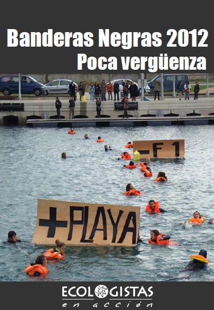 Cantabria se lleva cuatro banderas negras otorgadas por Ecologistas en Acción