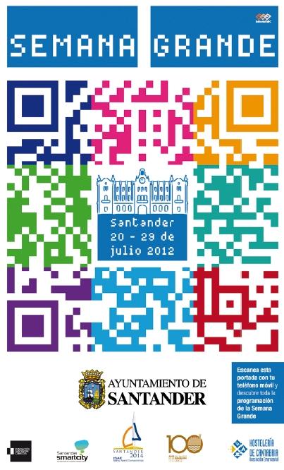 Programa Semana Grande Santander 2012