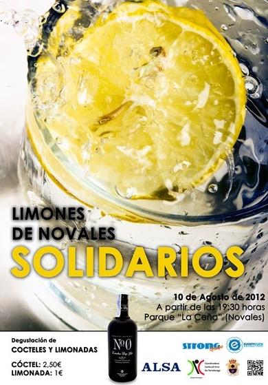 'Limones solidarios' para luchar contra el desempleo