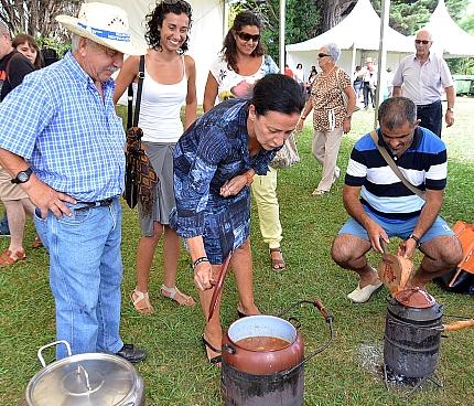 Santander celebró la tradicional Romería del Faro