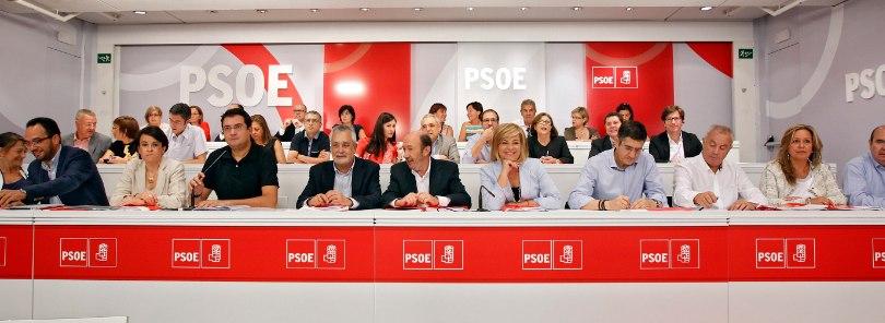Díaz Tezanos preside el Comité Federal del PSOE