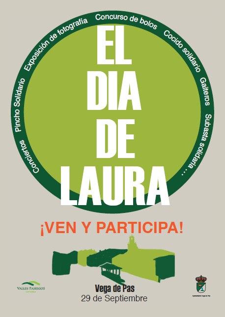 Vega de Pas organiza el acto benéfico 'El Día de Laura'