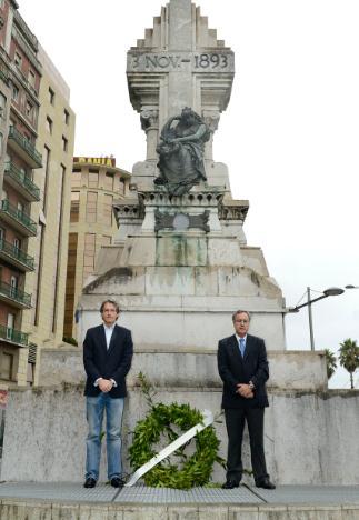 """Santander conmemora el aniversario de la explosión del vapor """"Cabo Machichaco"""""""