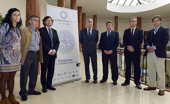 Santander acogerá el lunes actos durante el Día Mundial de la Diabetes