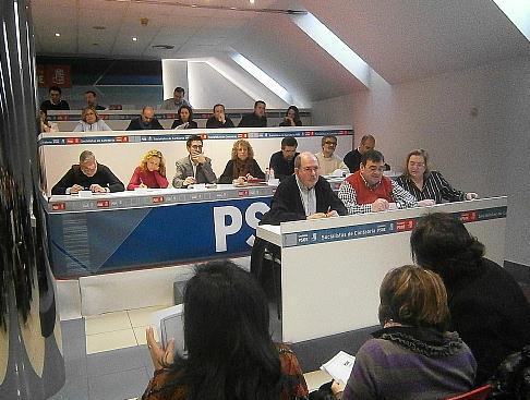 'Tenemos que parar los pies al PP', afirma Díaz Tezanos
