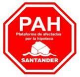 Se presenta la Plataforma de Afectados por la Hipoteca de Santander