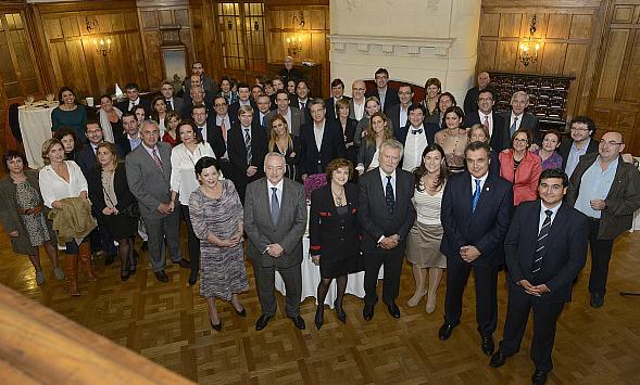 El Palacio de la Magdalena recibe un premio de la Federación Española de Organizadores Profesionales de Congresos