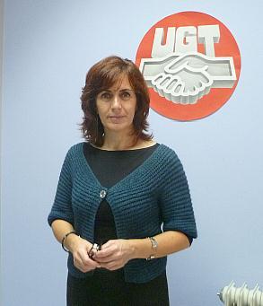 Ana Belén Álvarez (UGT)