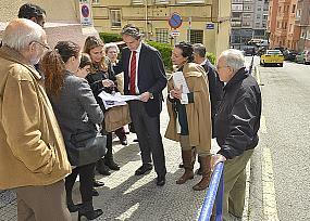 El alcalde anuncia la inversión de 120.000 euros en la mejora de la red alcantarillado y de saneamiento