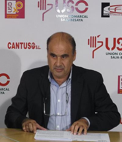 Justino Sánchez Gil (USO)