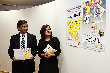 El lunes comienza la campaña de vacunación de la gripe que se prolongará hasta finales de noviembre