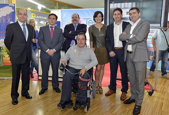 La II Feria Inmobiliaria de Vivienda Sostenible abrió sus puertas en Santander
