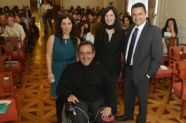 El turismo accesible y la atención al cliente con discapacidad, a debate en Santander