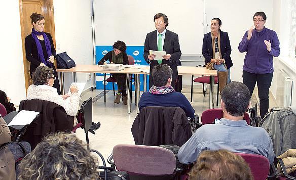 Presentado el borrador del 'III Plan municipal de igualdad de oportunidades entre hombres y mujeres'