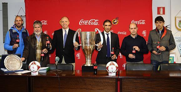 Más de 80 equipos cántabros intentarán arrebatar la Copa Coca-Cola al Málaga