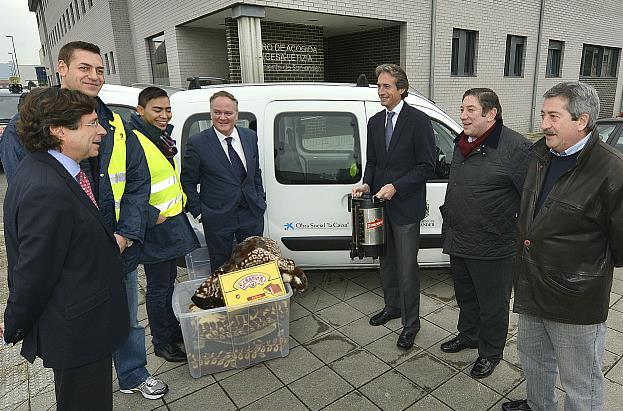 """El ayuntamiento ampliará en un mes la duración del programa municipal """"Ola de frío"""""""