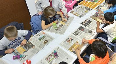 400 escolares aprenderán a reciclar en navidad
