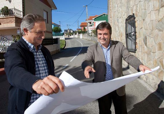 Camargo sacará a concurso las obras de remodelación de la calle Marqués de Villapuente