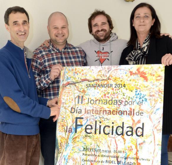 Santander celebrará el II Día de la Felicidad