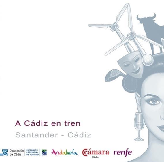 Cádiz presenta su oferta turística en Santander