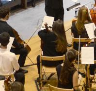 """Conciertos, audiciones y un encuentro, actividades del """"Ataúlfo Argenta"""" en abril"""