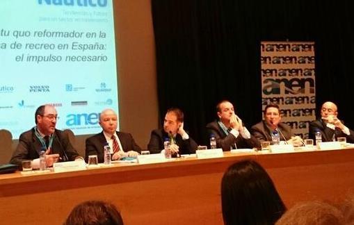 El Salón Náutico de Cantabria participa en el II Congreso Náutico