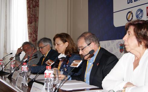 Los periodistas de España celebran su asamblea en Santander