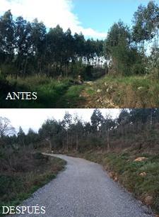 El PSOE de Reocín denuncia que el Ayuntamiento arregló un camino que da acceso a una finca propiedad del alcalde