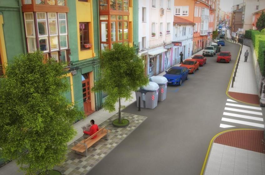 15 empresas presentan ofertas para la renovación de la calle Cisneros