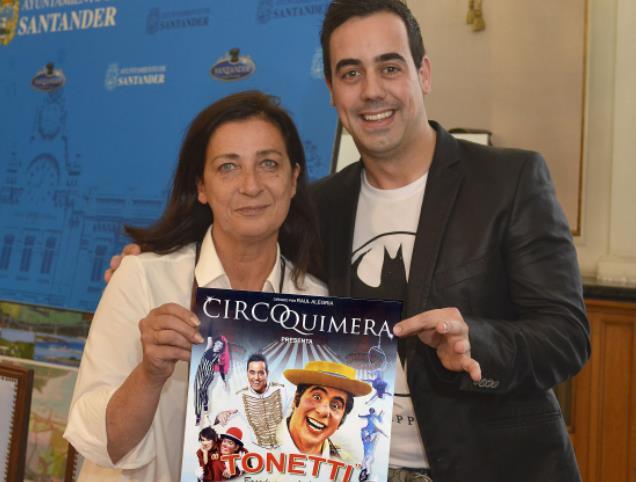 El circo Quimera recreará una historia real, protagonizada por pepe tonetti en 1960