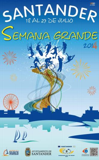 Programa completo de la Semana Grande de Santander