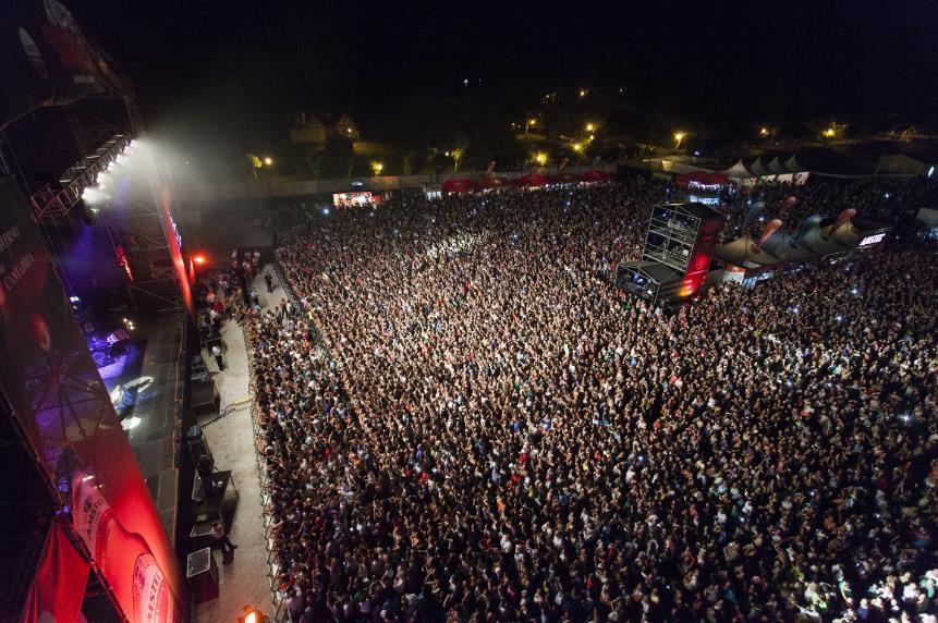 Foto: Amstel Música en Grande
