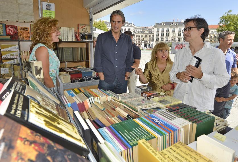 Inaugurada la Feria del Libro