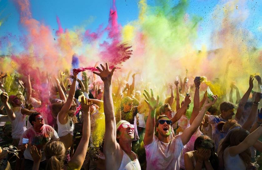 Santander acogerá el primer Festival de Colores del norte de España