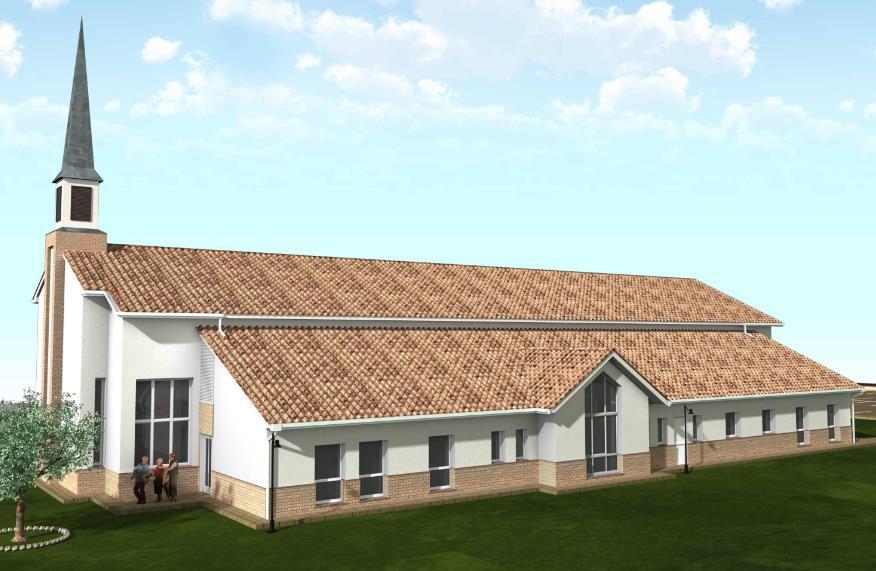 Santander tendrá una iglesia mormona