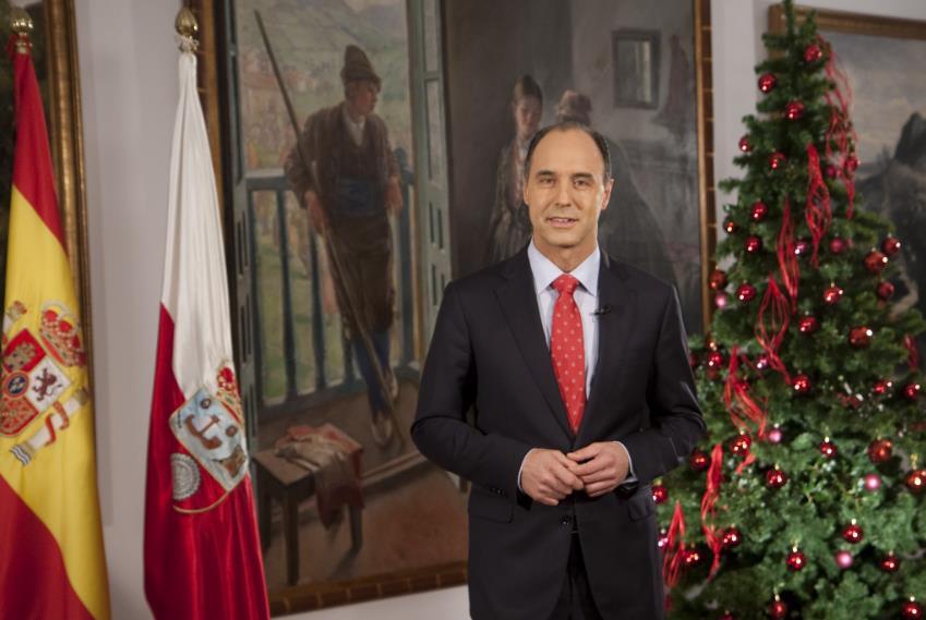 """Diego destaca los """"importantes avances"""" en infraestructuras """"en tan sólo tres años"""""""