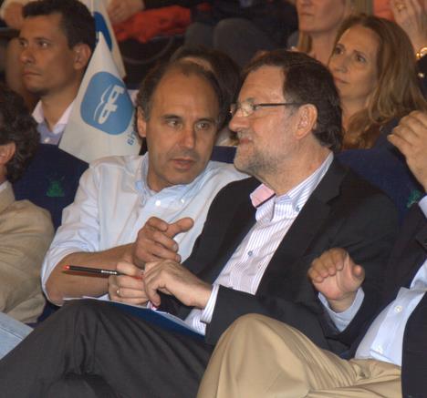 Diego defiende las 'iniciativas sociales' del Partido Popular