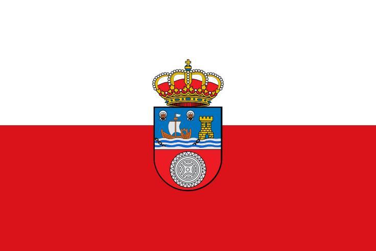 Bandera de Cantabria Santander