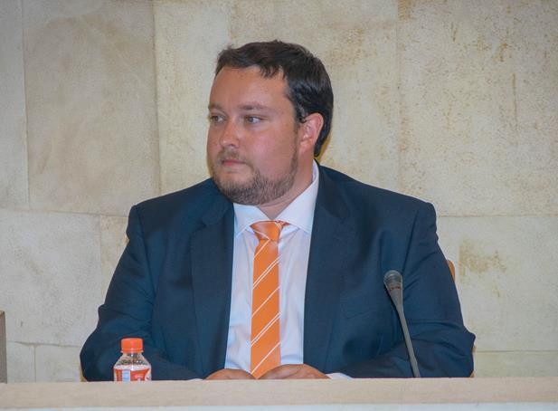 Rubén Gómez (Ciudadanos Cantabria)