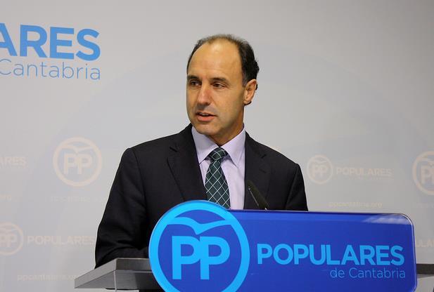 Ignacio Diego (Foto: PP)