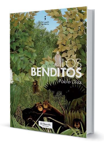 'Los benditos', de Pablo Díez