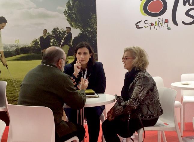 Santander se promociona para congresos y eventos en IBTM World 2015